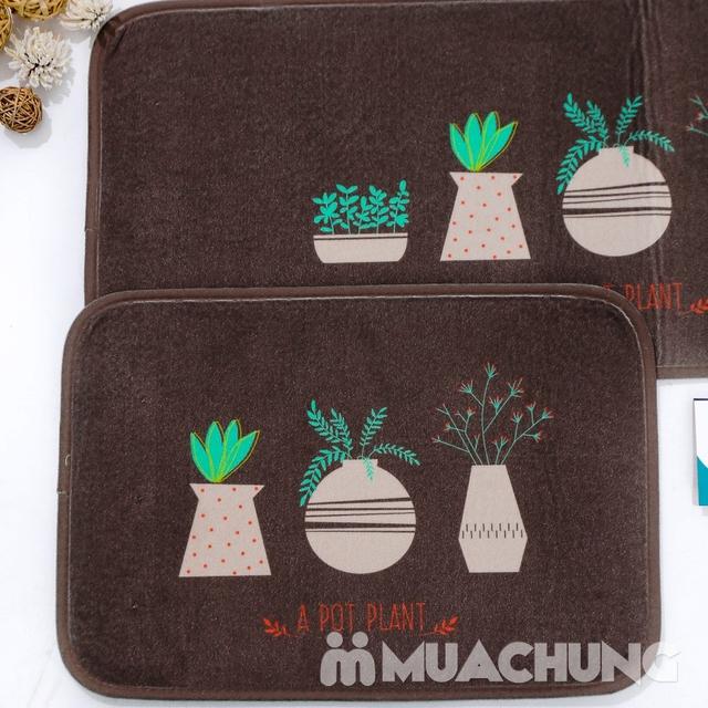 Bộ 2 thảm nhà bếp Carmi 35cmx50cm và 35cmx90cm - 15