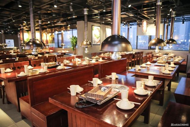 Buffet nướng lẩu đặc sắc Thái BBQ Lê Văn Lương - 3