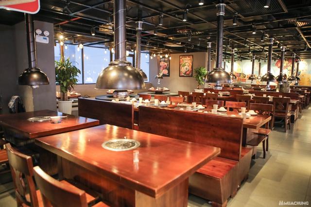 Buffet nướng lẩu đặc sắc Thái BBQ Lê Văn Lương - 7
