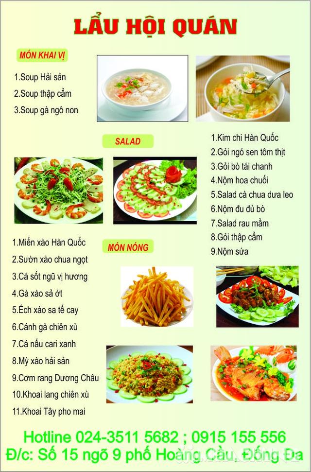 Buffet nướng BBQ Hàn Quốc Lẩu Hội Quán Hoàng Cầu - 8