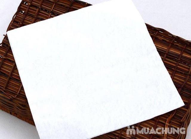 80 Tờ giấy thấm dầu mỡ cho đồ rán Nhật Bản - 2