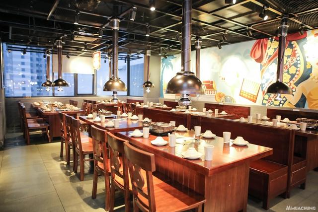 Buffet nướng lẩu Thái BBQ Lê Văn Lương menu VIP - 7