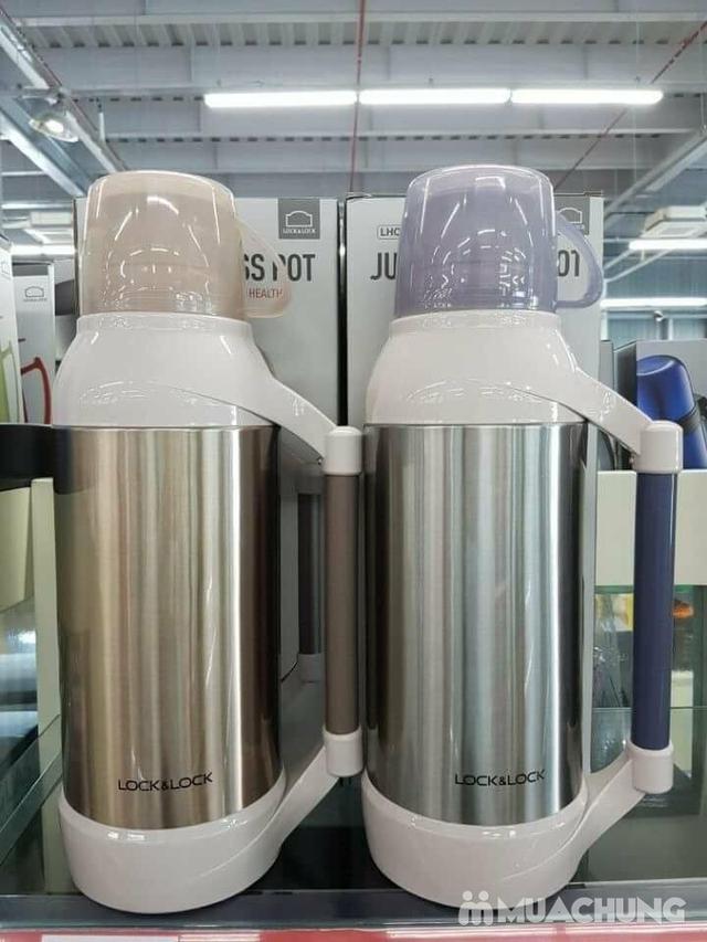 Bình thủy Jumbo Glass Pot Lock& Lock 3.2L - 7