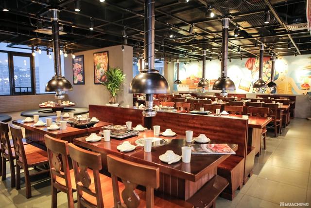 Buffet nướng lẩu đặc sắc Thái BBQ Lê Văn Lương - 5