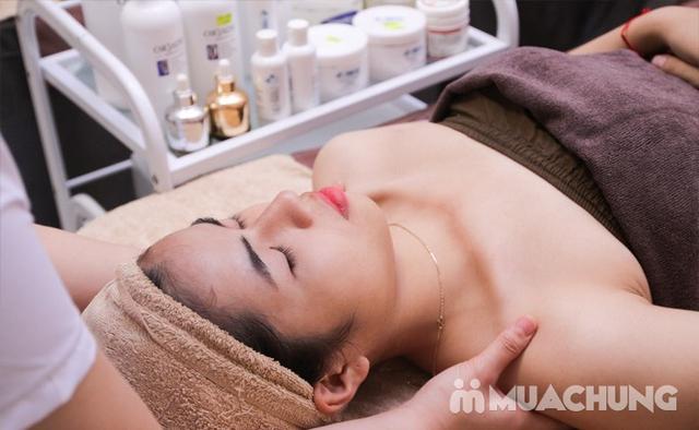 Chăm sóc da mặt ánh sáng sinh học + Oxy trẻ hóa BALI Beauty & Spa - 13