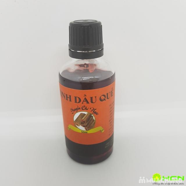 Tinh dầu quế HCN lọ 50ml - 1