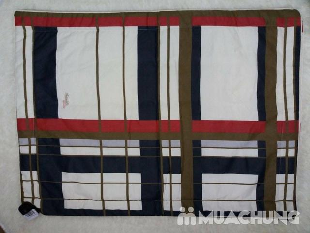 2 vỏ gối Thắng Lợi chần bông 45x65cm - 11