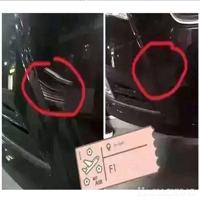2 chai dung dịch xóa mờ vết xước sơn ô tô, xe máy - 6