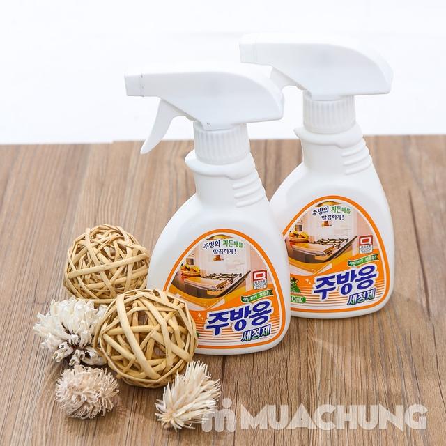 2 chai Nước xịt tẩy dầu mỡ nhà bếp Hàn Quốc - 6