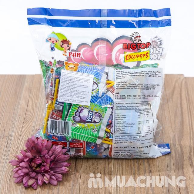 Kẹo mút bàn chân Lollipops hương hoa quả Malaysia - 7