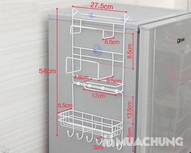 Kệ treo tủ lạnh đa năng, tiết kiệm diện tích - 13