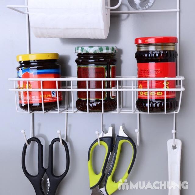 Kệ treo tủ lạnh đa năng, tiết kiệm diện tích - 10