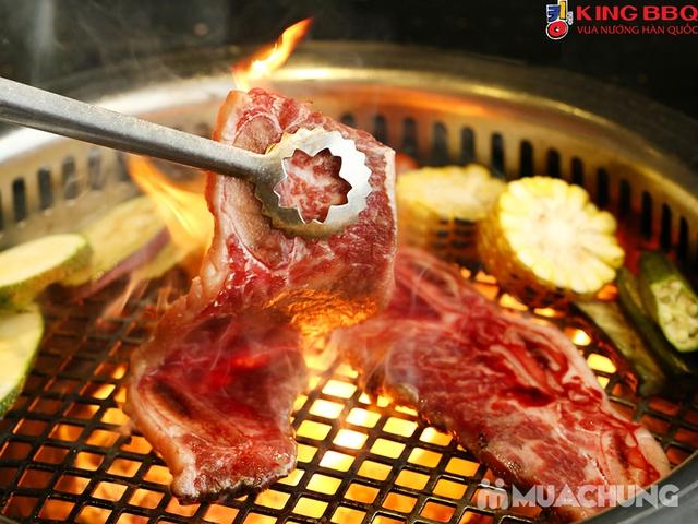Buffet King BBQ - Vua nướng Hàn Quốc giá cực HOT - 9