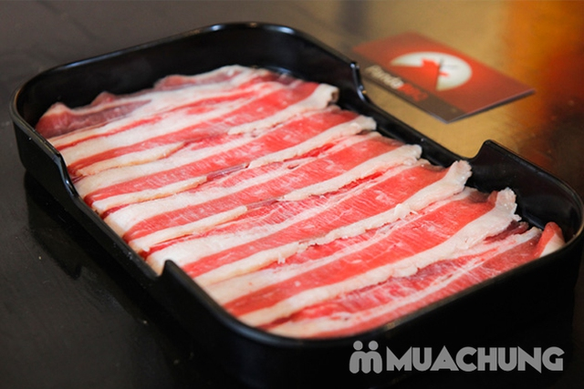 Buffet Lẩu Nhật Shabu Shabu ăn thả ga - Panda BBQ - 4