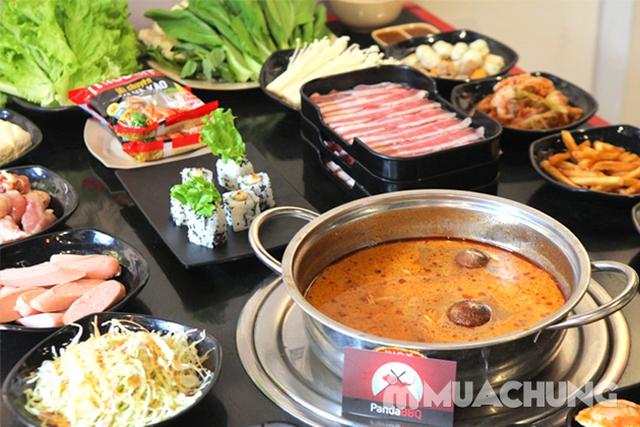Buffet Lẩu Nhật Shabu Shabu ăn thả ga - Panda BBQ - 3