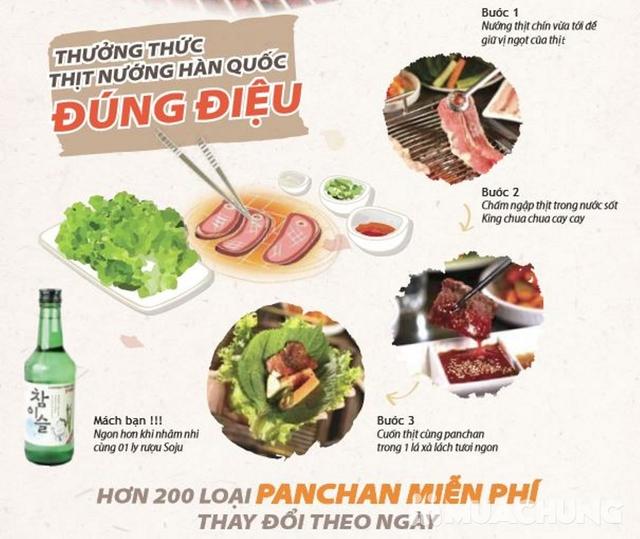 Buffet King BBQ - Vua nướng Hàn Quốc giá cực HOT - 4