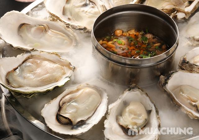 Buffet King BBQ - Vua nướng Hàn Quốc menu VIP 279k - 3