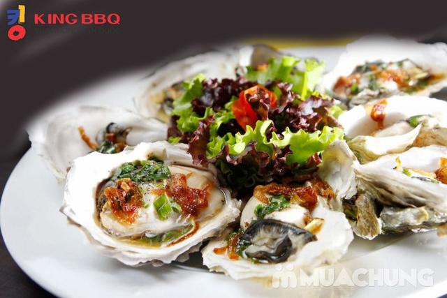 Buffet King BBQ - Vua nướng Hàn Quốc menu VIP 279k - 9