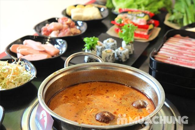 Buffet Lẩu Nhật Shabu Shabu ăn thả ga - Panda BBQ - 2