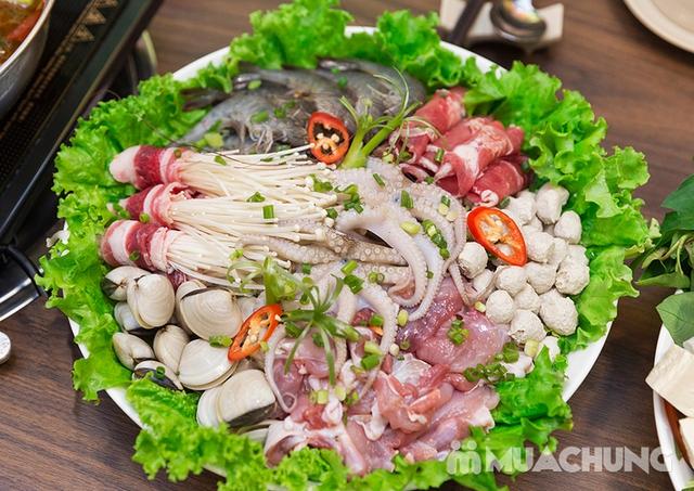 BBQ Hong Kong New: Buffet Lẩu nhúng không giới hạn - 16