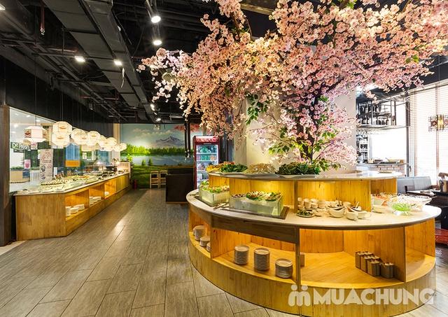 Buffet nướng lẩu cao cấp HongKong New free đồ uống - 32