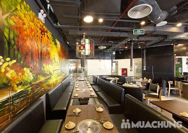 Buffet nướng lẩu cao cấp HongKong New free đồ uống - 34