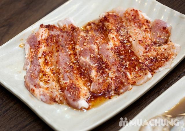 Buffet nướng lẩu cao cấp HongKong New free đồ uống - 23