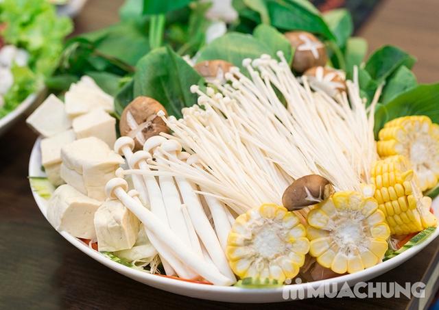 BBQ Hong Kong New: Buffet Lẩu nhúng không giới hạn - 19