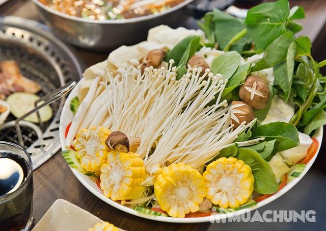 Buffet nướng lẩu cao cấp HongKong New free đồ uống - 24