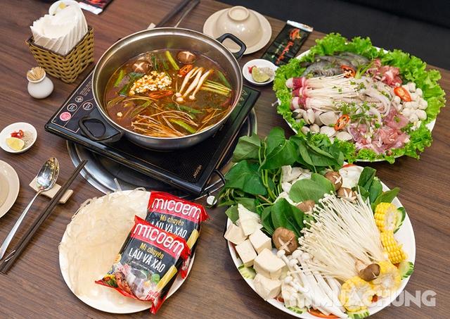 Buffet nướng lẩu cao cấp HongKong New free đồ uống - 25
