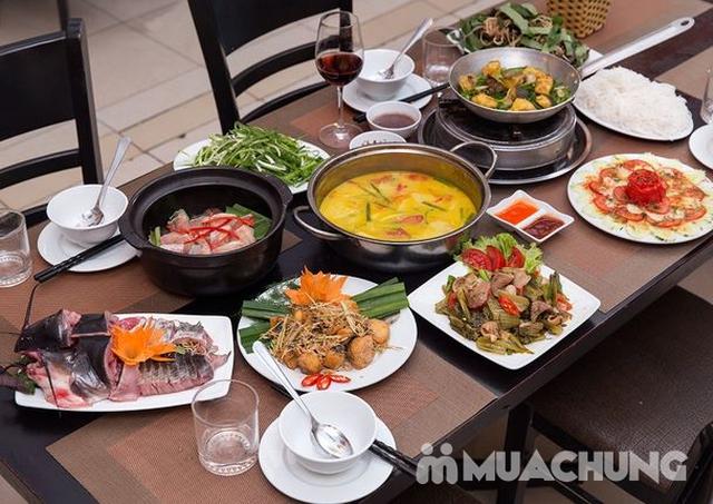 Voucher giảm giá các món đặc sắc - NH Chèo Cuisine - 11