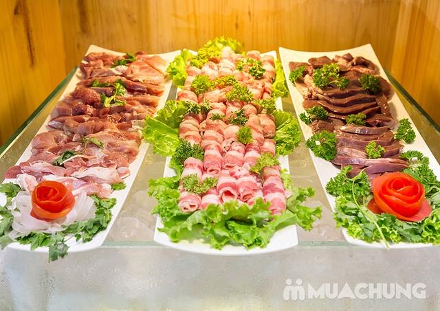 BBQ Hong Kong New: Buffet Lẩu nhúng không giới hạn - 17