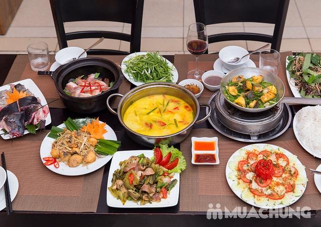 Voucher giảm giá các món đặc sắc - NH Chèo Cuisine - 1