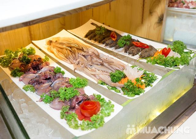 BBQ Hong Kong New: Buffet Lẩu nhúng không giới hạn - 18