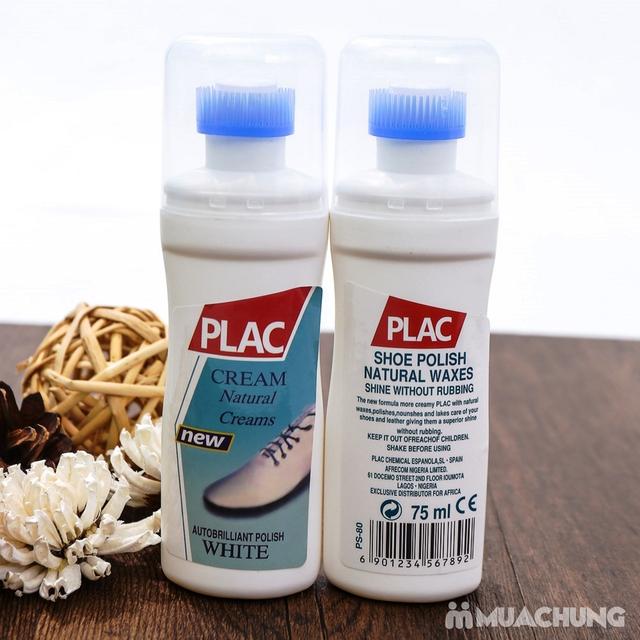 Combo 2 chai xịt tẩy trắng giày dép, túi xách Plac - 17