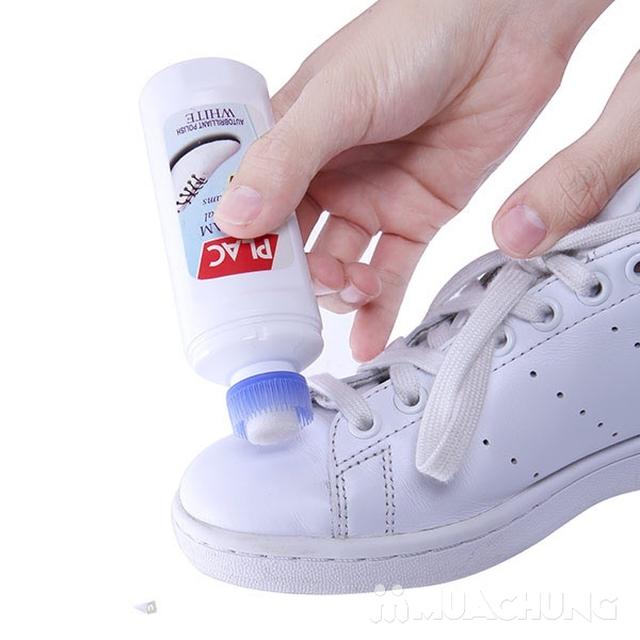 Combo 2 chai xịt tẩy trắng giày dép, túi xách Plac - 18
