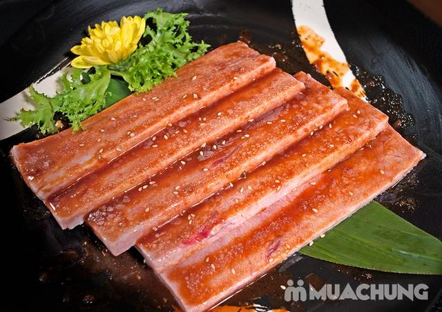 Buffet nướng lẩu Nhật - Hàn tại Nhà hàng Sochu - 15