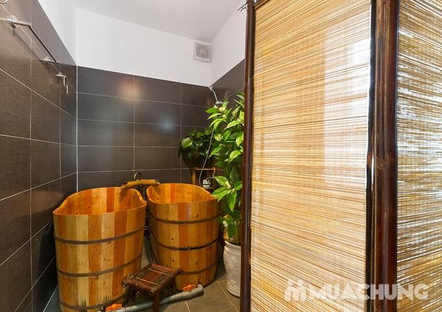 Massage body đá nóng, ủ Parafin tại Shi Beauty&Spa - 13