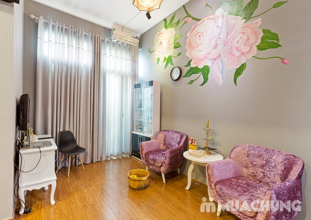 Massage body đá nóng, ủ Parafin tại Shi Beauty&Spa - 11