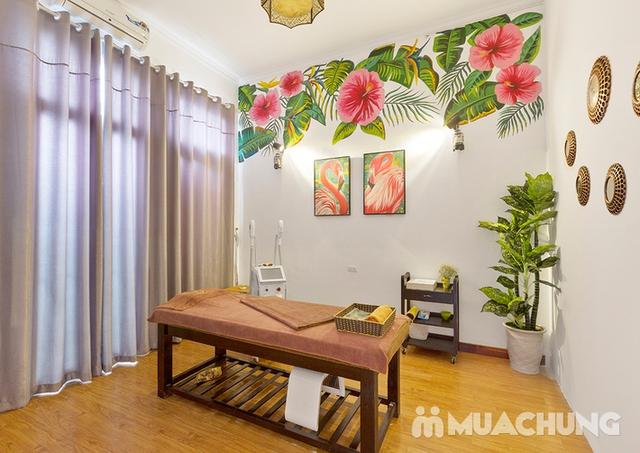 Massage body đá nóng, ủ Parafin tại Shi Beauty&Spa - 9
