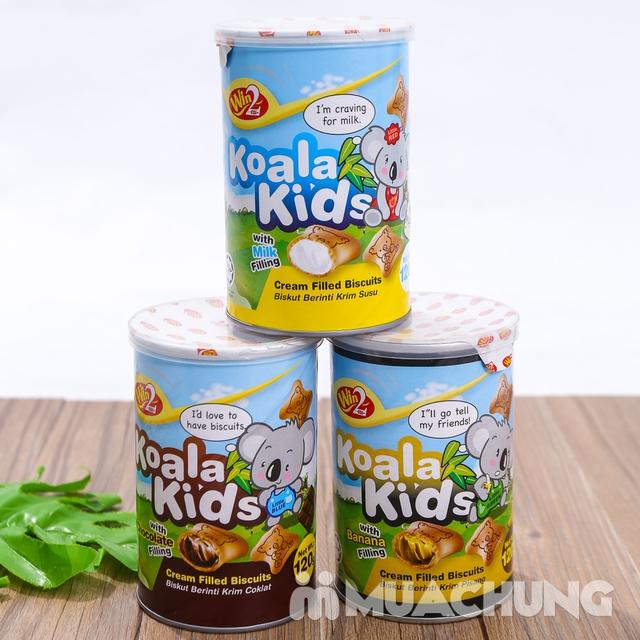 3 hộp bánh gấu Koala nhập khẩu Malaysia (3 vị) - 9