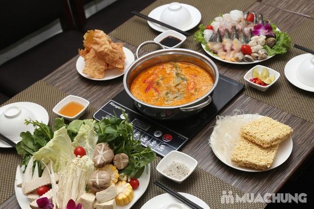 Buffet Nướng Lẩu Đặc Biệt -  Deli Deli Royal City - 37