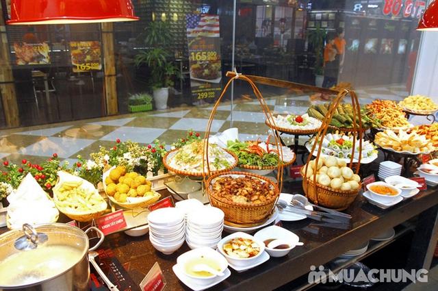 Buffet Nướng Lẩu Đặc Biệt -  Deli Deli Royal City - 78