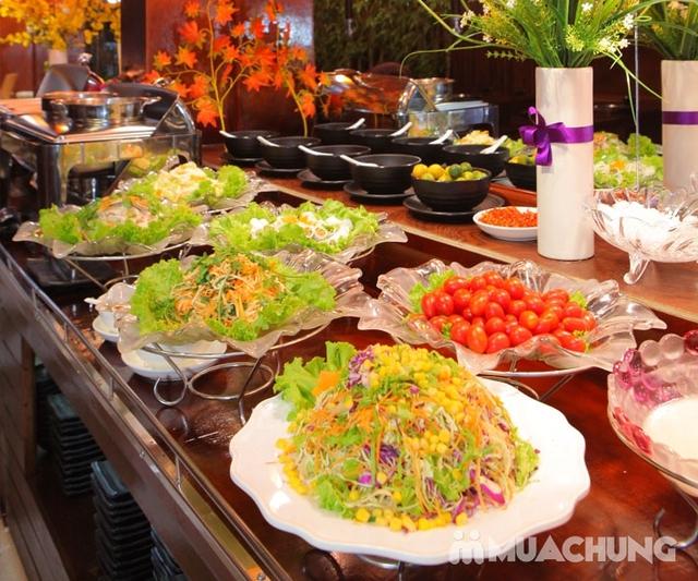 Buffet 50 món Nướng Lẩu Nhật Bản tại Sakaku BBQ  - 38
