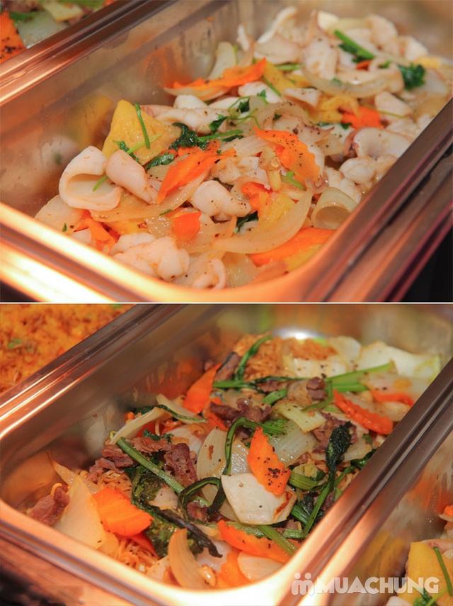 Buffet 50 món Nướng Lẩu Nhật Bản tại Sakaku BBQ  - 30