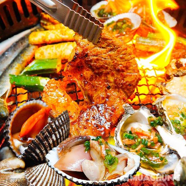 Buffet Nướng tặng hàu tại Dedi Deli BBQ-Royal City - 7