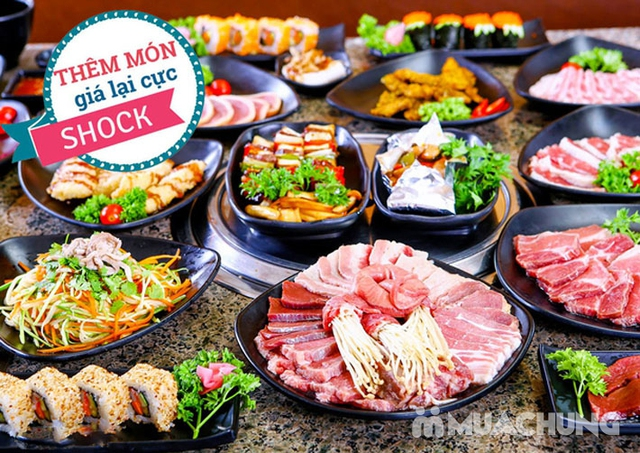 Buffet Nướng tặng hàu tại Dedi Deli BBQ-Royal City - 5