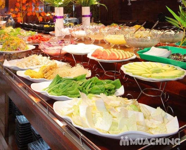 Buffet 50 món Nướng Lẩu Nhật Bản tại Sakaku BBQ  - 40