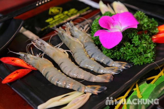 Buffet 50 món Nướng Lẩu Nhật Bản tại Sakaku BBQ  - 17