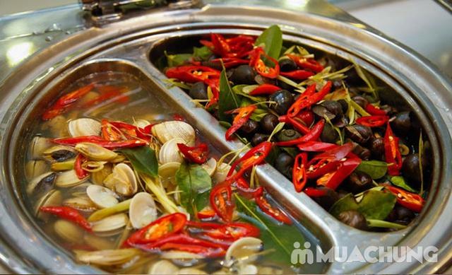 Buffet Nướng tặng hàu tại Dedi Deli BBQ-Royal City - 16